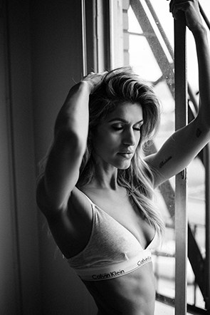 boudoir session in south orange county